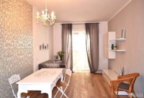 70平米小戶型樣板房 小客廳裝修