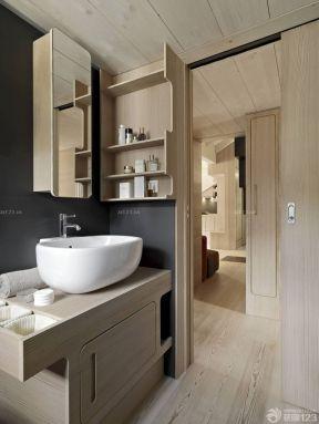 70平米小戶型樣板房 衛生間設計