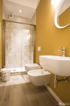 70平米三室裝修 衛生間設計