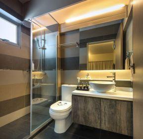 70平米三室裝修衛生間設計-每日推薦