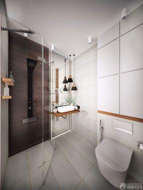 90平米三室兩廳 衛生間設計
