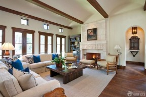 交換空間裝修圖 客廳沙發顏色搭配