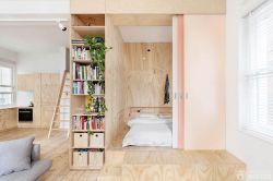 交換空間50平小戶型創意家居