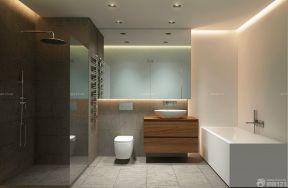 140平米三室二廳裝修 衛生間設計