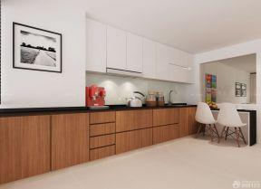 交換空間80小戶型裝修 廚房櫥柜設計