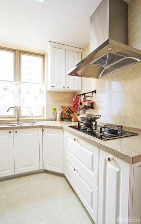 90平米小戶型廚房裝修效果圖 歐式簡約風格效果圖