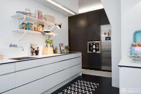 交換空間小戶型效果圖 廚房置物架圖片