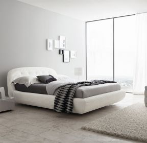 交換空間簡約臥室裝修圖-每日推薦