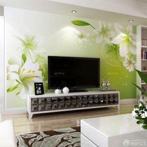 壁紙背景墻 小戶型簡約風格裝修