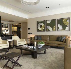 小戶型簡約客廳圖片-每日推薦