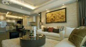 客厅装饰画怎么选 亮丽客厅搭配有技巧