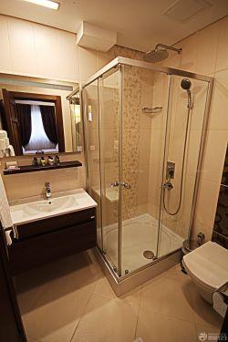 宾馆卫生间装修效果图
