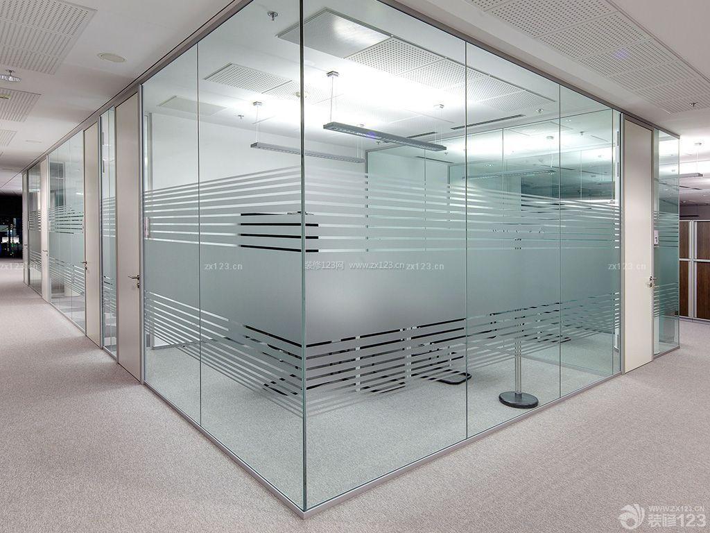办公室室内装修推拉门效果装修隔断图片玻璃欧集成吊顶图片