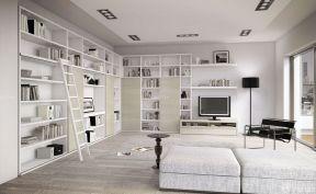 小客廳電視墻 現代簡約家裝圖片