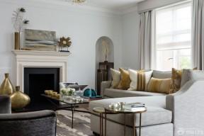 客廳設計圖 現代歐式風格