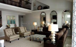 客廳裝潢 復式樓家居設計