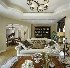 家庭別墅室內裝修設計圖片欣賞-每日推薦