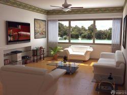客廳地中海吊燈設計圖