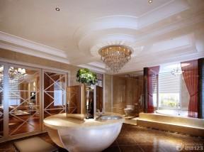 衛生間隔斷圖片 豪華別墅設計圖