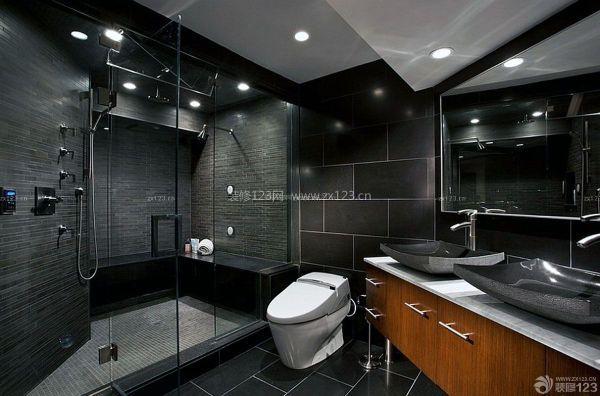 酒店洗手间装修设计