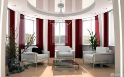 別墅客廳裝飾設計圖