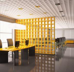 創意辦公室屏風隔斷設計-每日推薦圖片