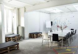 公司小型辦公室室內設計裝修效果圖片