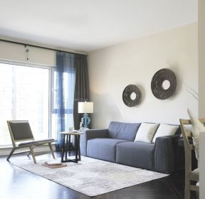 农村住房客厅简单装修设计图-每日推荐