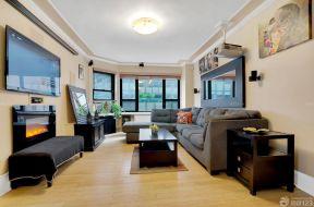 客廳吊頂圖 古典歐式風格