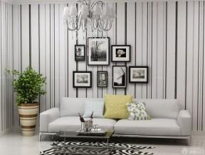 室內客廳裝修 客廳壁紙裝修效果圖