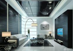 新房客廳電視背景墻設計裝修效果圖