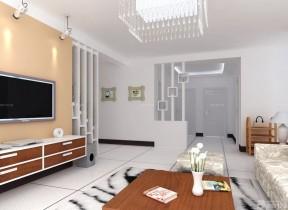 15平米客厅装修 现代简约风格装修图片
