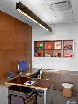 辦公室置物架裝修效果圖片