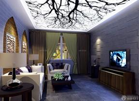 客廳天花吊頂 吊頂裝飾效果圖