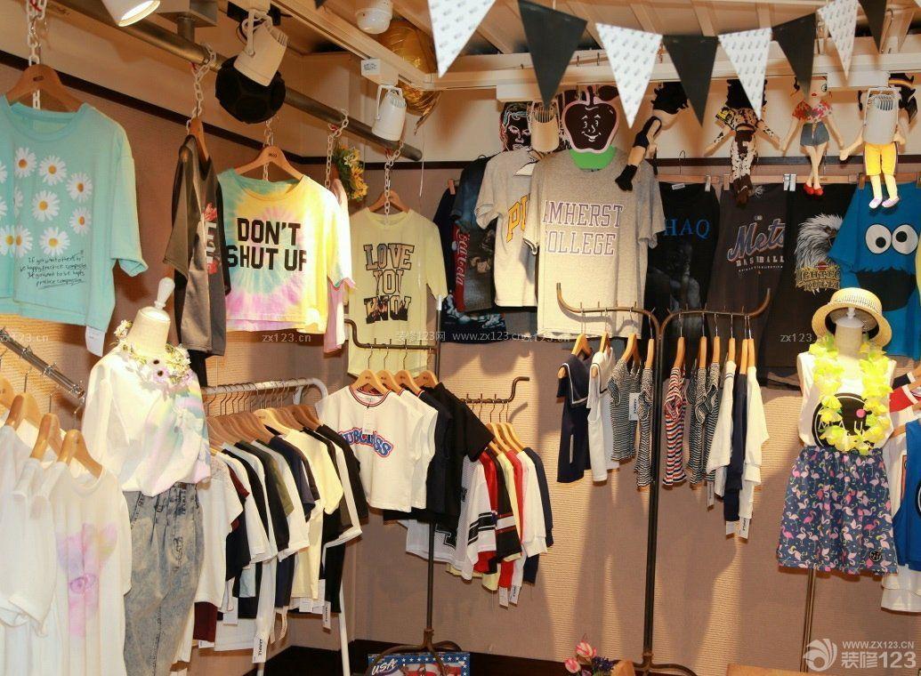 小型服装店室内装修图片大全