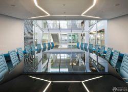 公司會議室會議桌裝修效果圖片欣賞