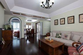家庭客廳裝修 地中海風格裝修