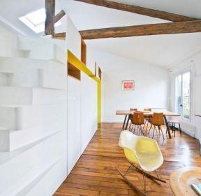 室内设计室内楼梯装修效果图片-每日推荐