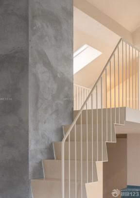 簡約室內裝修 室內樓梯扶手裝修效果圖