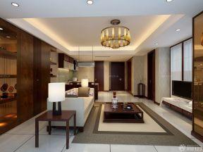 中式客廳吊頂效果圖 現代簡單裝修