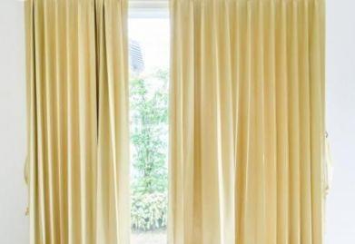 小小窗帘大作用 家居遮丑就用它