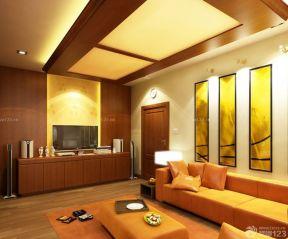 客廳吊頂裝飾效果圖 客廳簡單裝修