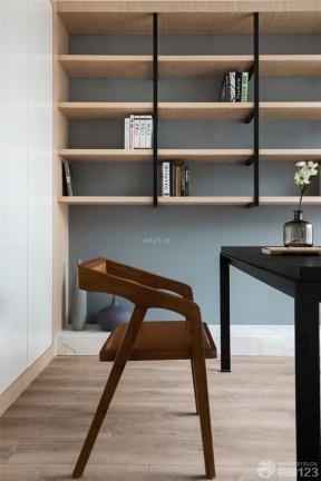 書房裝修圖 書架設計