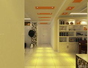 客廳走廊吊頂效果圖 現代簡單裝修