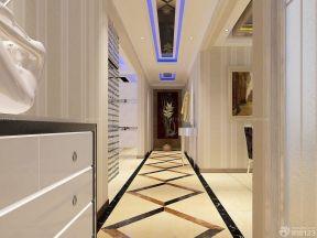 客廳走廊吊頂效果圖 現代簡約裝修風格