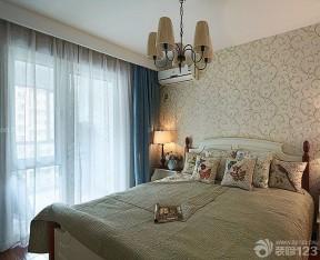 裝潢臥室設計 現代美式風格