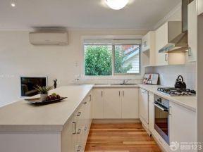 廚房設計圖 歐派整體櫥柜