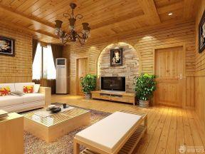 室內客廳吊頂效果圖 現代時尚裝修