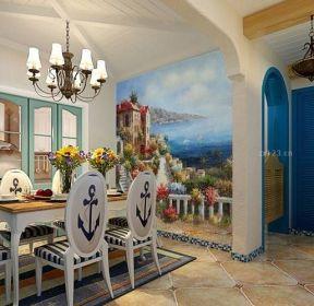 地中海風格餐廳家具-每日推薦