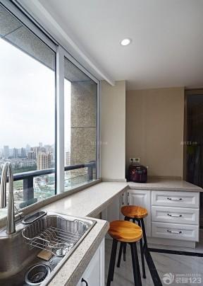 室內裝修效果圖欣賞 廚房設計圖片